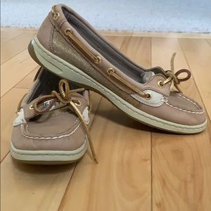 Sperry Gold Topsider